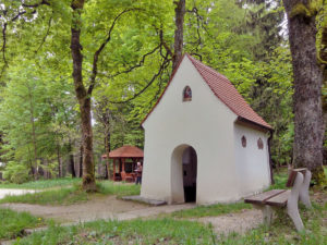 """Waldkapelle """"Alter Herrgott"""""""