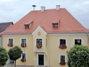 Bad Neualbenreuther Rathaus - das Herrenhaus