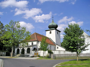 St.-Andreas-Kirche in Wernersreuth
